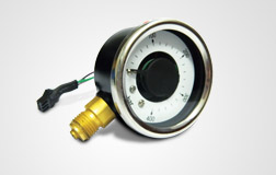 Automotive CNG Tank Pressure Gauge Meter